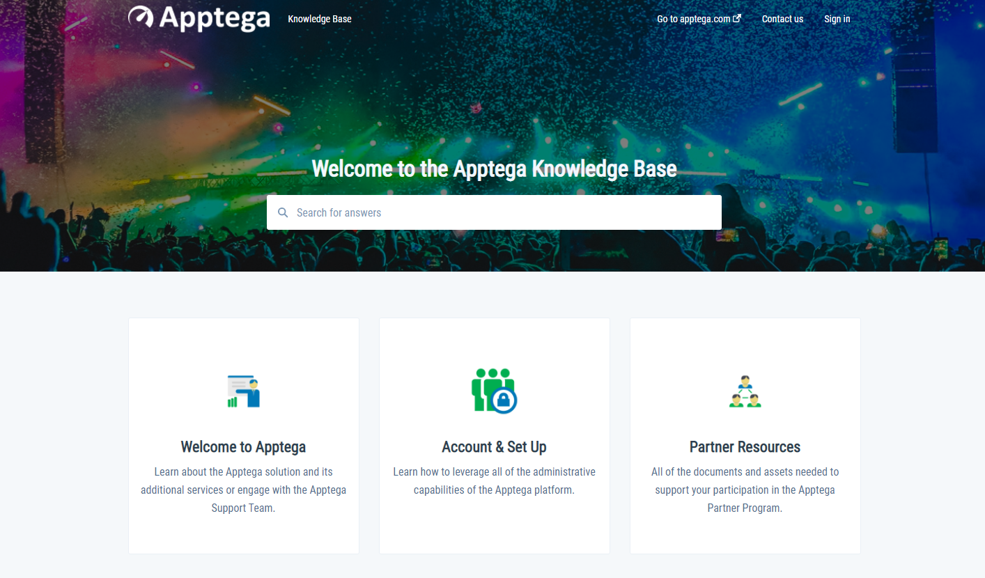 Apptega Knowledge Base