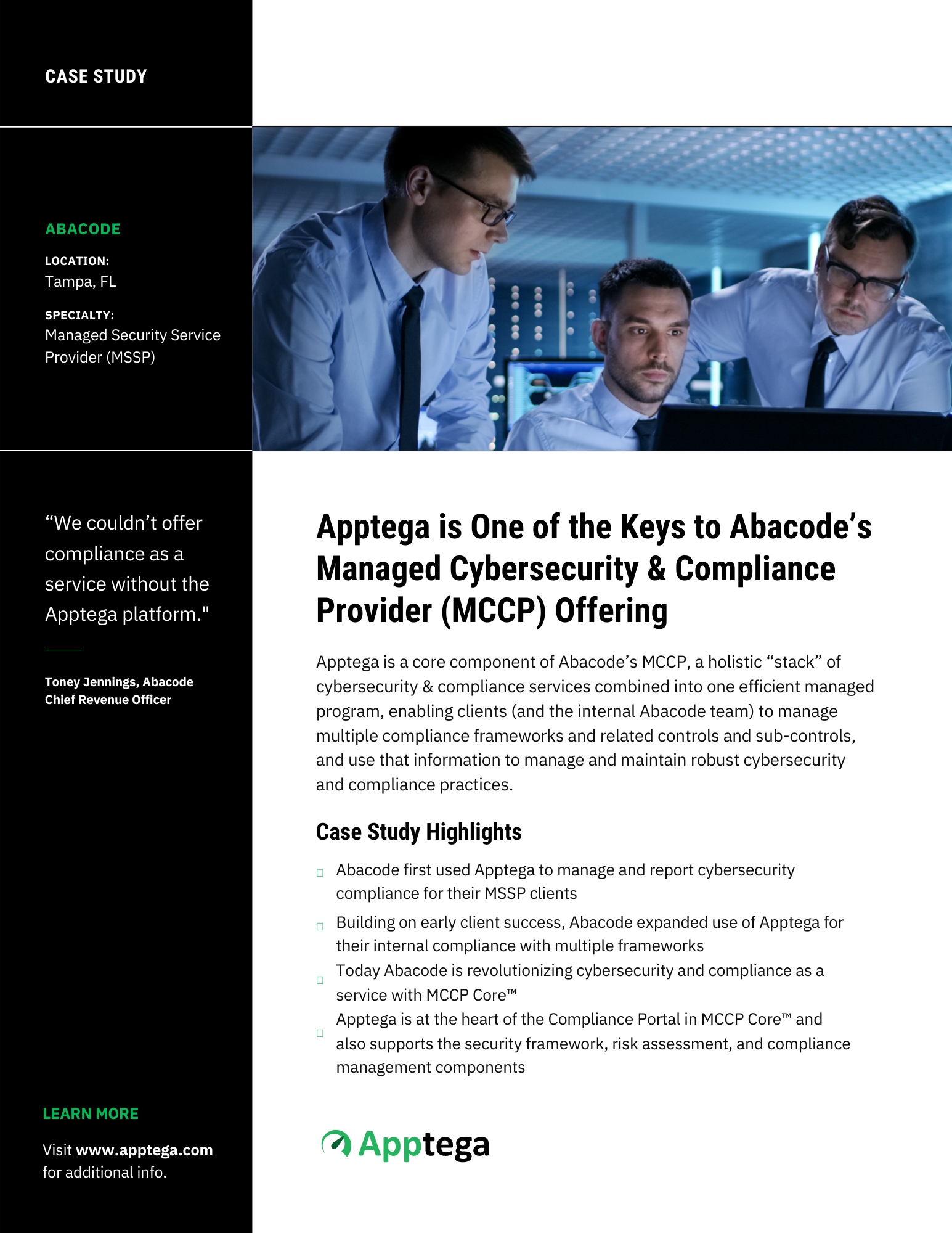 Abacode Case Study Cover Image