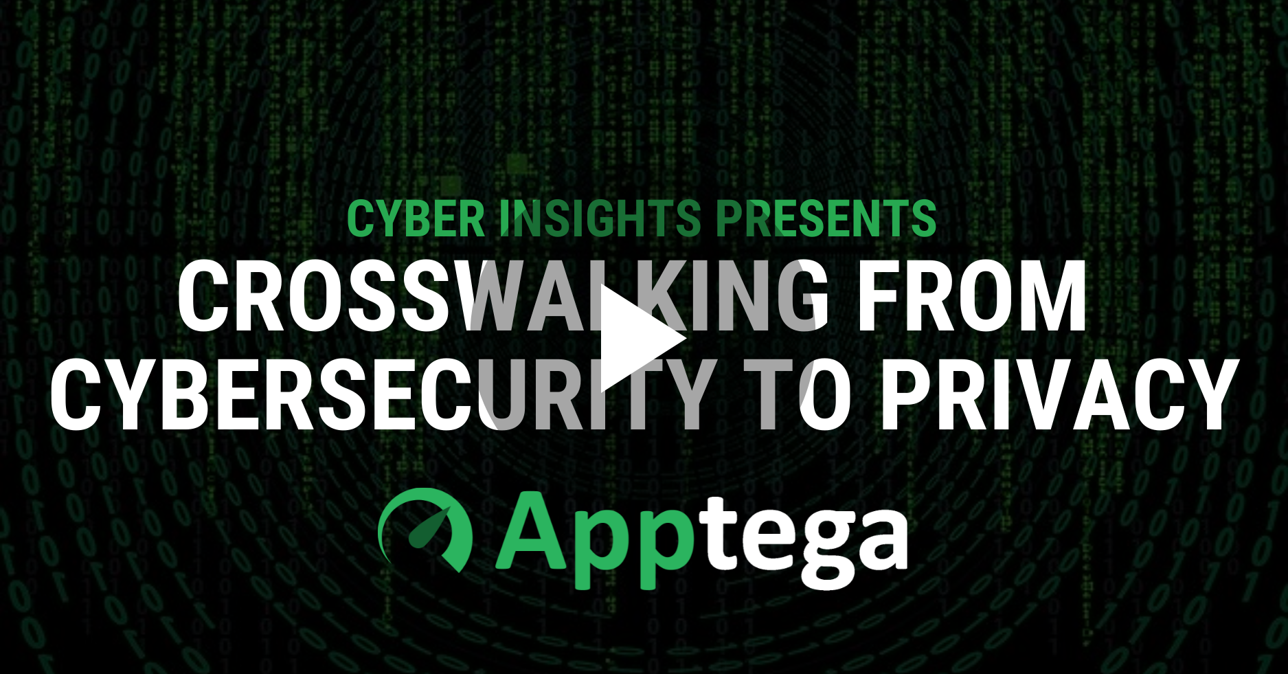 Crosswalking Cybersecurity to Privacy with play