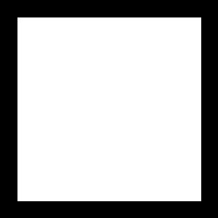 ISO 27001 Framework White Icon