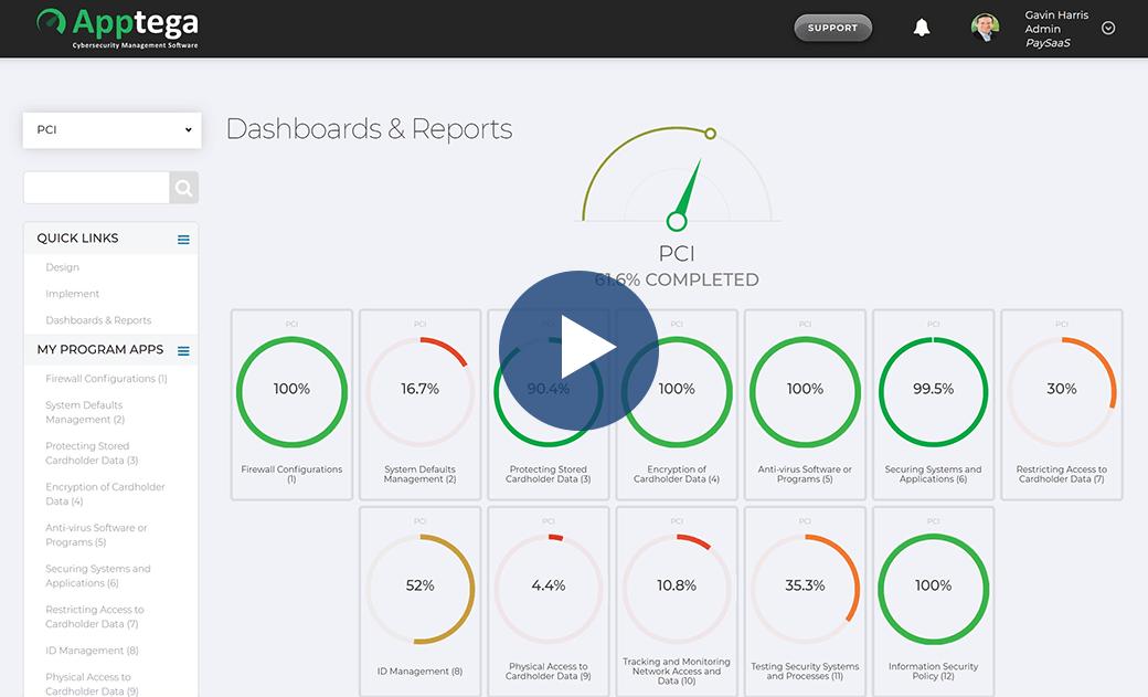 PCI DSS Video Demo Image