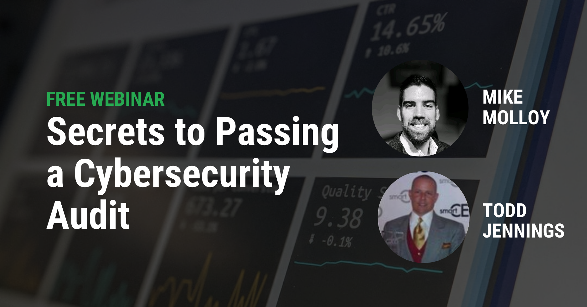 Passing a Cybersecurity Audit