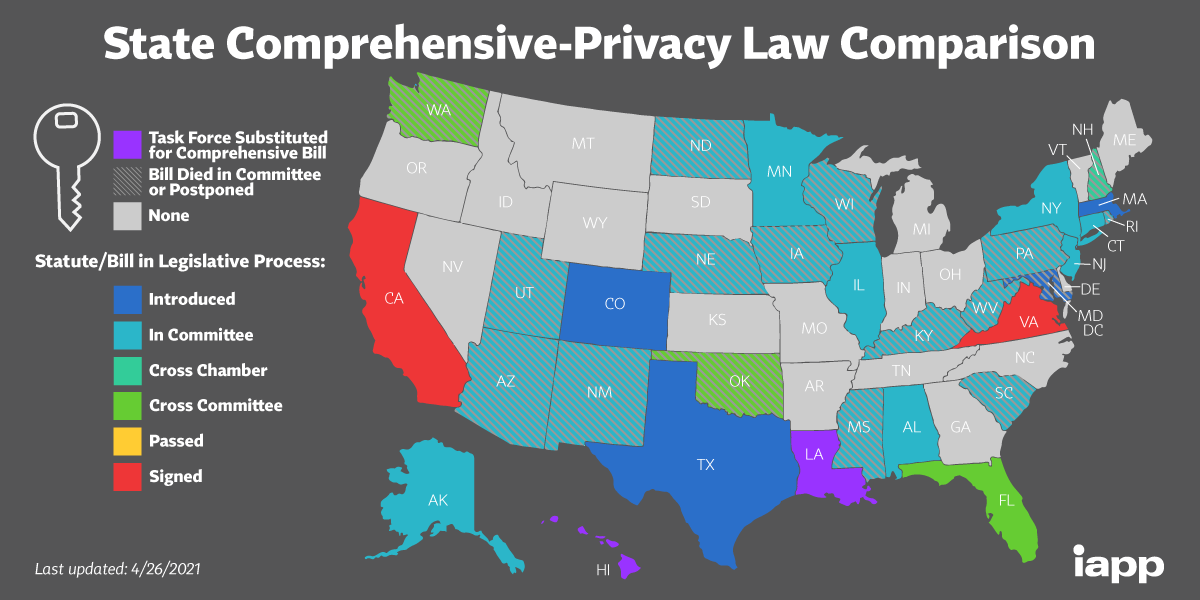 State-by-State Privacy Laws